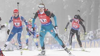 RELAIS DAMES  - OBERHOF 2018 (FRANCE)