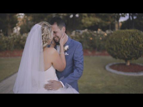 Sydney Wedding Video - Hayley & Daniel - Oatlands House, Oatlands