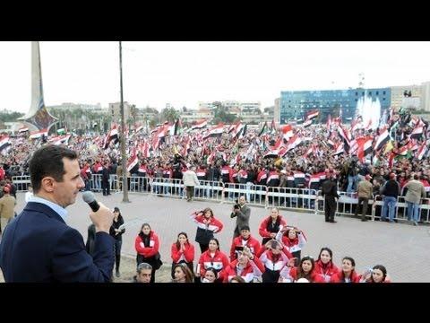 Башар Асад: Сирия