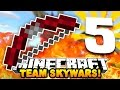 "Minecraft TEAM SKY WARS ""DOUBLE POWER V BOWS!"" #7 w/PrestonPlayz & MrWoofless"
