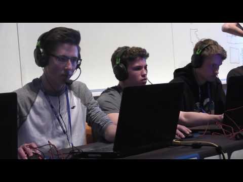 Inside Lawrence Tech - 2017 ESports Tournament