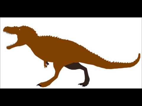 PPBA Albertosaurus vs Nannotyrannus