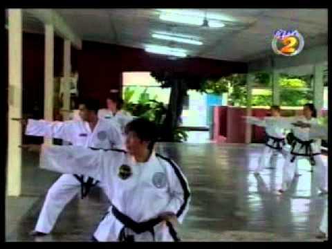 Vision Taekwon-Do Center in national TV (RTM2)