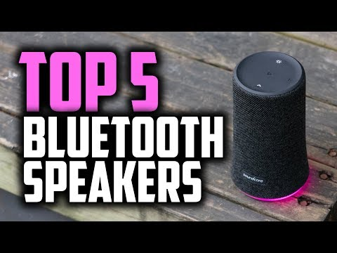 Best Bluetooth Speakers in 2019 | For Music Lovers