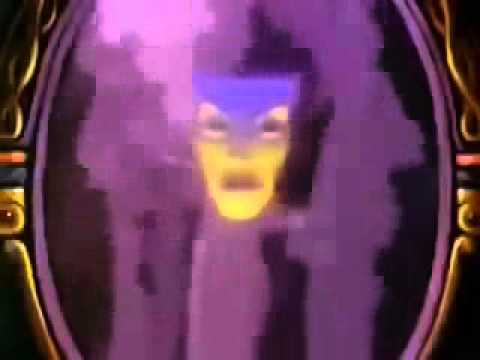 Evil Queen and her magic mirror  YouTube