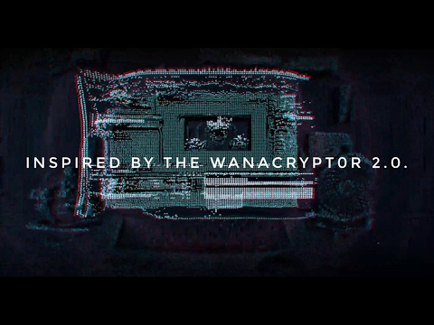 Anonymous Cyberworld | Inspired by WANACRYPTOR 2 0 & Watch Dogs | Weekly test effects