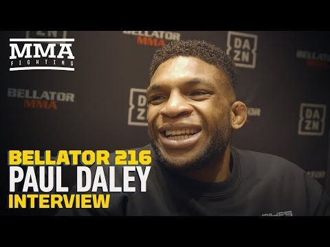 Bellator 216: Paul Daley Says He'd Like to Be Opponent That Takes Nick Diaz Away From 'Self Ruin'