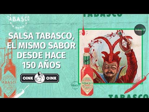 Historia de Marcas: Salsa Tabasco
