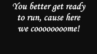 Ready To Die- Andrew WK lyrics
