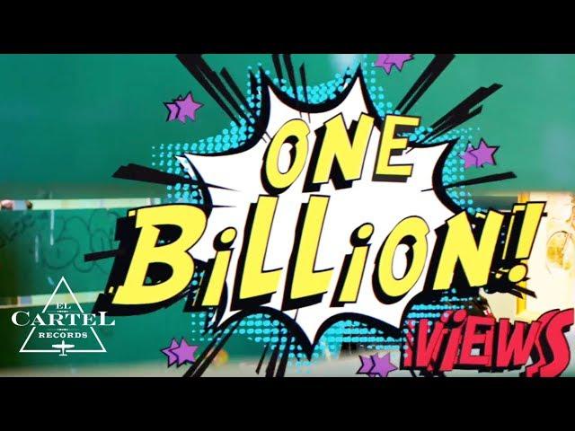 Daddy Yankee | Dura ( Video Oficial) | One Billion Views!
