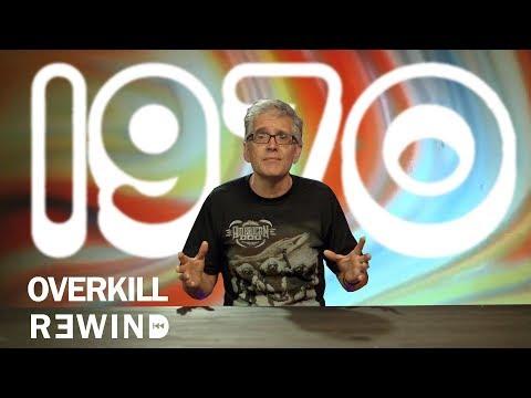 BEST 'METAL' OF 1970 as chosen by you | Overkill Rewind