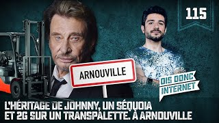L'héritage de Johnny, un séquoia et 2g sur un transpalette - VERINO #115 // Dis donc internet...
