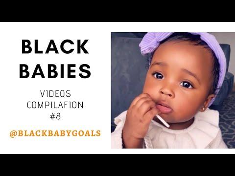 BLACK BABIES Videos Compilation #8 | Black Baby Goals