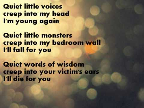 we were promised jetpacks - quiet little voices