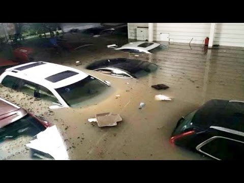 Flood Hit Chennai Selling Luxury Cars at Throwaway Prices