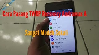 [1.02 MB] Cara Pasang TWRP Recovery Andromax A