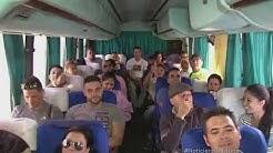 El trayecto de los cubanos migrantes, a travs de Mxico