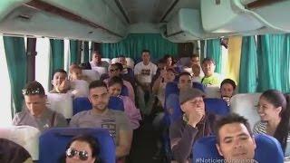 El trayecto de los cubanos migrantes, a través de México