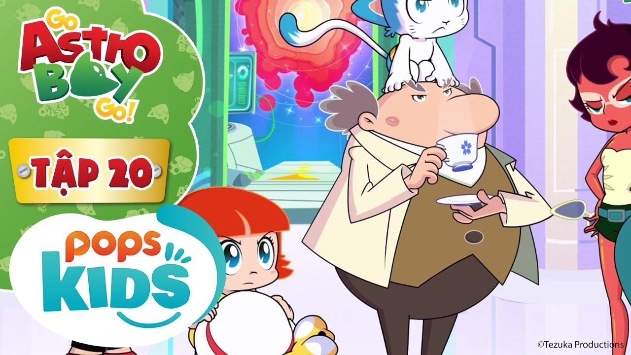 Go Astro Boy Go Tập 20 - Cho Tôi Ăn - Hoạt Hình Tiếng Việt
