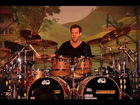 STORK's Thomas Lang Discusses New Album, His DRUMatic Journey & Drum Clinics (2013)