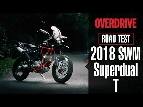Road Test - 2018 SWM Superdual T | OVERDRIVE