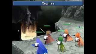 Final Fantasy IV DS - Bahamut Battle