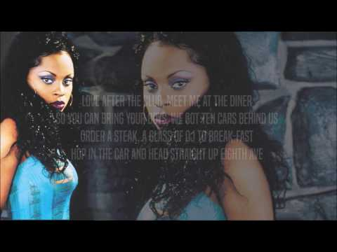 Foxy Brown - Hot Spot Lyrics Video
