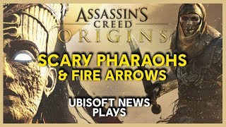 Assassin's Creed Origins Curse of the Pharaohs DLC Gameplay | Ubisoft [NA]