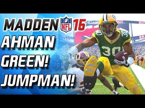 AHMAN GREEN! JUMPMAN JUMPMAN JUMPMAN! - Madden 16 Draft Champions