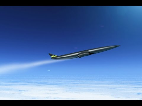 CHINA DEVELOPING A HYPERSONIC SPACE PLANE!