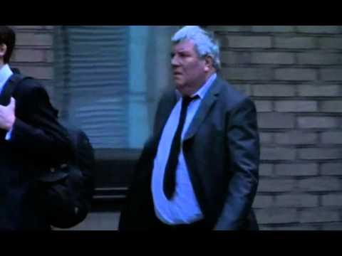 Smiling Rebekah Brooks arrives at Southwark Crown Court