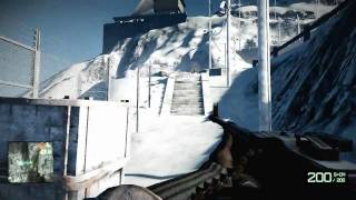 Battlefield Bad Company 2 Test video HD