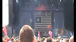 Lamb of God - Black Label (Sonisphere Knebworth 2009)