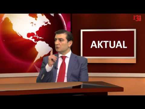 """""""Biz hakimiyyətlə dialoqa hazırıq"""" - Azər Qasımlı Aktual#23"""