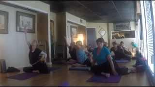 Gentle Yoga at Daytona International Wellness Center