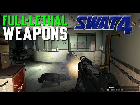 SWAT 4 ► FULL-Lethal Weapons