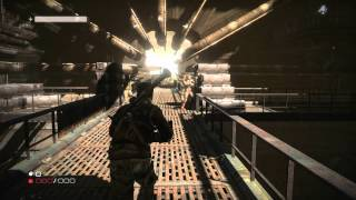 Terminator Salvation the Game last mission!!! On PC