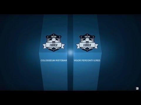 Colosseum RF 3-2 Vigor Perconti   Frankie Garage FC Open Stella Azzurra - Quarti   Highlights
