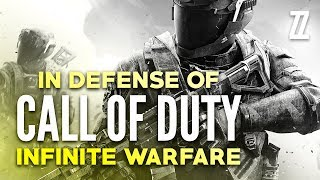 In Defense of Call of Duty: Infinite Warfare (Critique)