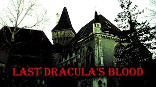 Последняя кровь Дракулы / Last Dracula's blood (2018) [ENG SUB] Fan film horror