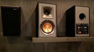 CES Klipsch Reference Premier Speakers Clipzuicom - Abt speakers