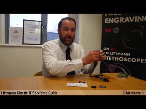 3M Littmann® Classic II Servicing Guide