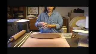 Pennsylvania Redware Pottery Demo by Denise Wilz