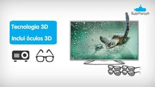 Tv 32 3D Led Hd C 2 Hdmi, 1 Usb - 32La613B - Lg - Submarino.com.br