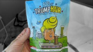 Eating a Bag of Trump