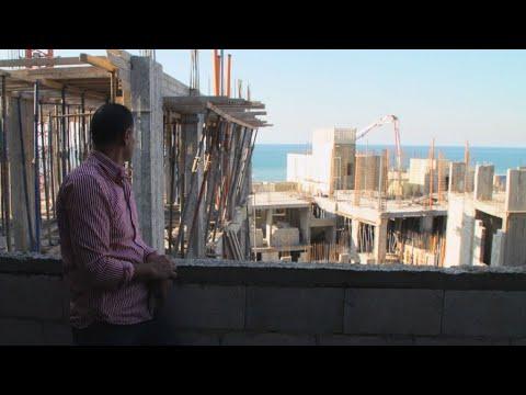 Au Liban, la lente reconstruction du camp de réfugiés palestiniens de Nahr el-Bared
