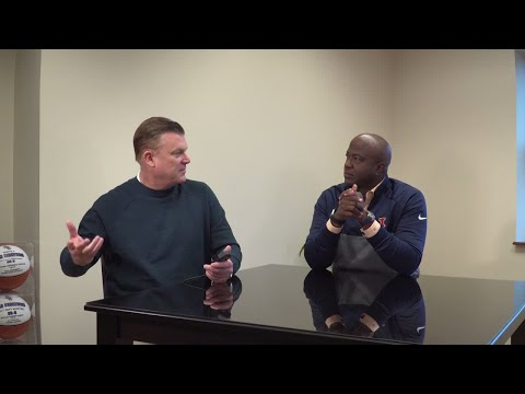 Film Session with Underwood (Full) | Illini Basketball Preview Show