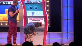 Hasbro the Game Show on Carnival Breeze.  Matt Mitcham, Host. 4K