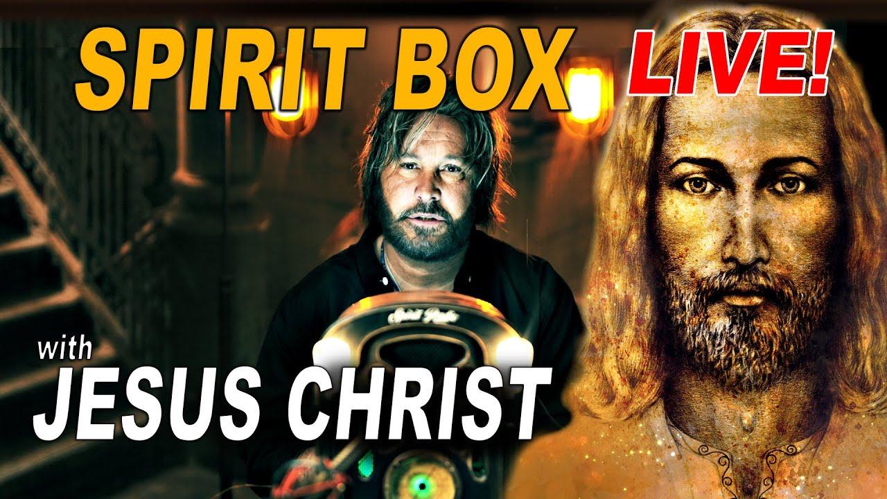 Download Jesus Spirit Box Session