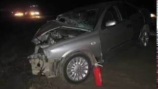 Смотреть видео На Костромском шоссе за сутки произошло два ДТП онлайн